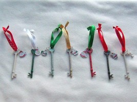 LARGE SANTA'S MAGIC KEY - for houses without a Chimney - Hand Made, You ... - $4.50