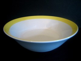 Stonecrest Sandpebbles Yellow 1 Cereal Bowl JI Andre Ponche Royal Jackson 103 - $10.61
