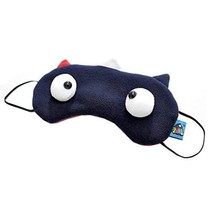Set of 2 Creative Cartoon Eye Mask Funny Soft Eyeshade, England Flag Color