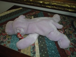 Ty Original Beanie Buddy Collection Happy Hippo with Tag and Protector 0... - $57.83
