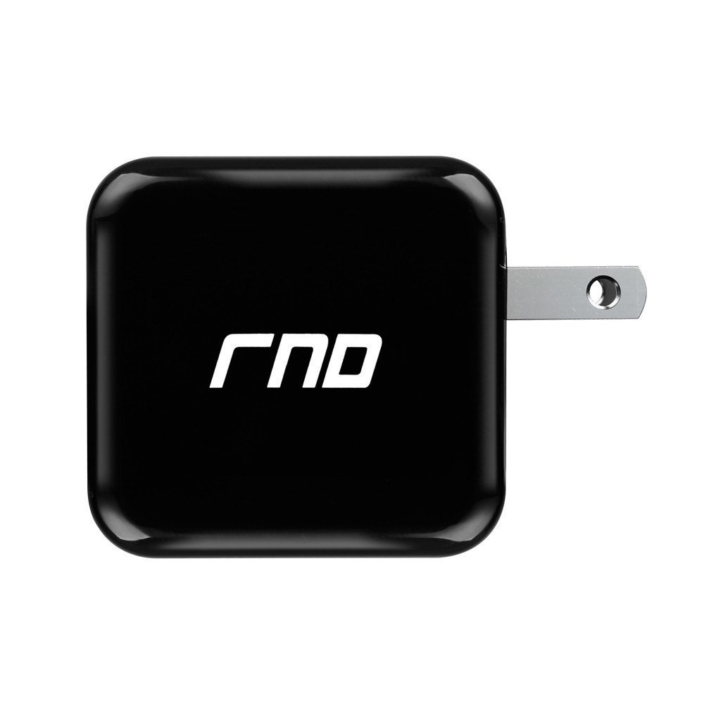 RND QC3.0 Quick Charge compatible USB AC / Wall Charger (QC2.0 Compatible) with  image 2