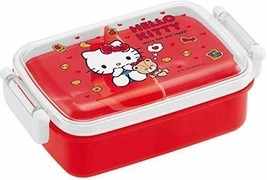 Skater children's lunch box lunch box hello kitty cookies 450ml RBF3AN - $27.39