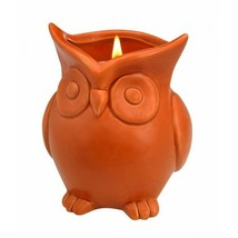 PUMPKIN SOUFFLE SCENTED OWL CANDLE  – ITEM # 11117 - $11.40