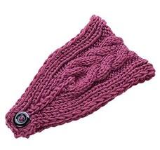 Alien Storehouse Stylish Knitted Hairband Wool Headbands Winter Sport He... - $13.67