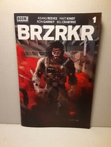 BRZRKR - KEANU REEVES COMIC - MOVIE COMING - FREE SHIPPING - $14.03