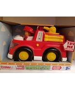 Boley Light and Sound Fire Engine - $23.75