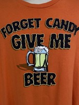 Vintage Delta Orange Graphic SS T-Shirt 3XL Beer Candy Preshrunk Cotton ... - $29.69