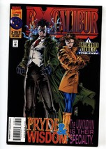 Excalibur #88-1995-Pete Wisdom / Kitty Pryde issue comic book - £22.34 GBP