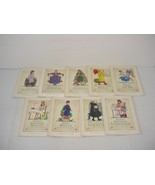 Lot of 9 The American Girls Collection Home School Childrens - $19.70