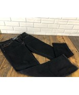 J Crew Women's 29/29 Jeans Stretch Denim Dark Wash Straight Leg - $20.56