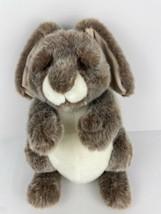 "Lou Rankin Friends Plush NIBBLES BUNNY Dakin Stuffed Animal 12"" Tall App... - $14.84"