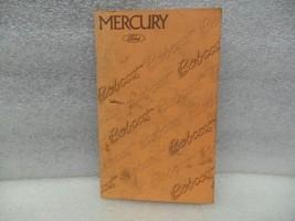 BOBCAT    1975 Owners Manual 17504 - $16.82