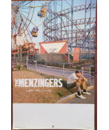 "The Menzingers' ""After The Party"" 11 x 17 music promo poster - $8.95"