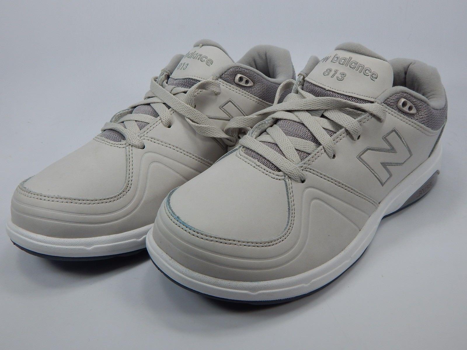 New Balance 813 Size US 9.5 D WIDE EU 41 Women's Walking Shoes Gray WW813GY1