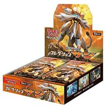 Pokemon Card Game SM1S Sun & Moon Collection SUN Booster Pack BOX (In-St... - $123.13