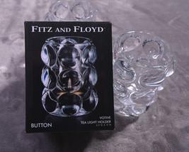 NIB NEW Two FITZ and FLOYD VOTIVE/ TEA LIGHT HOLDER - $27.75