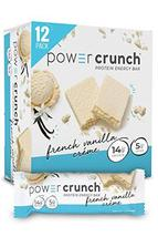 Power Crunch Protein Energy Bar Orignal, French Vanilla Creme, 1.4-Ounce... - $22.99