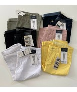 Rafaella Comfort capri skimmer pants. Fits your shape, moves with you. NWT - $14.75
