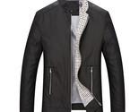 New 2018 leisure business men jacket zipper coat thumb155 crop