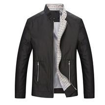 New 2018 leisure business men jacket zipper coat thumb200