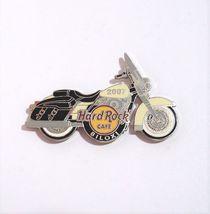 Hard Rock Cafe Biloxi Official Pin 2007 Bridge Opening Bike Motorcycle #2 Le 500 - $12.95