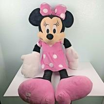 "Disney Just Play 2015 Minnie Mouse Giant Jumbo Huge Stuffed Plush 40"" - $83.79"