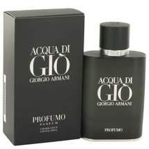 Acqua Di Gio Profumo by Giorgio Armani Eau De Parfum Spray 2.5 oz (Men) - $108.65
