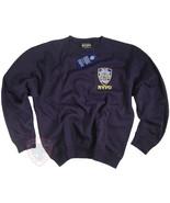 NYPD Shirt Hoodie Sweatshirt Badge Crewneck Gear Merchandise Womens Mens Apparel - $34.49 - $36.49