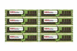 MemoryMasters 128GB (8x16GB) DDR4-2666MHz PC4-21300 ECC RDIMM 2Rx4 1.2V Register - $1,424.46