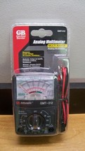 NEW GARDNER BENDER GMT-312 ANALOG MULTIMETER AC/DC MULTI RANGE FREE 1ST ... - $14.35