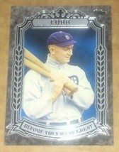 2014 TOPPS BEFORE THEY WERE GREAT TY COBB #BG-14 (THICK CARD) - $2.97