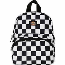 Dickies Mini Mini Festival Backpack (Black/White (Black/White Checkerboard) - $826,72 MXN