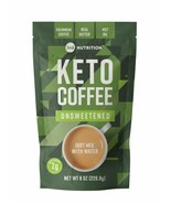 360 Nutrition Instant Keto Coffee - Just Add Water | 8 oz Unsweetened | ... - $12.95