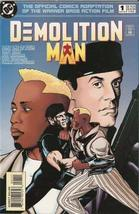 Demolition Man #1 (The Official Comics Adaptation of the Warner Bros Action Film - $4.89