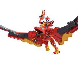 Miniforce Trans Head Pteryx Super Dinosaur Power Pteranodon Action FIgure Toy image 5
