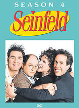 Seinfeld - Season 4 (DVD, 2005, 4-Disc Set) - €13,26 EUR