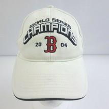 MLB Boston Red Sox World Series Champions 2004 Embroidered Baseball Hat - $24.09