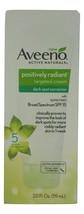 AVEENO Positively Radiant Targeted Cream Dark Spot Corrector 2 oz. SPF 1... - $12.59