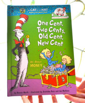Dr. Seuss One Cent, Two Cents, Old Cent, New Cent Children's Book Hardback - $4.94