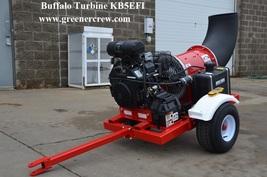 Buffalo Turbine KB5EFI Cyclone Blower Debris / Leaf Tow Behind - $9,700.00