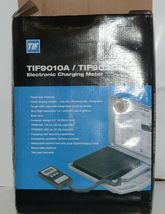 TIF 9010A Electronic Charging Meter Touch Key Controls Gray Plastic Case image 5