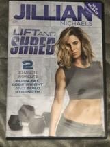 Jillian Michaels Lift and Shred DVD Jillian Michaels Exercise and Fitnes... - $7.99