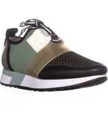 Steve Madden Antics Fashion Sneakers, Green Multi - $34.99