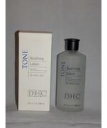 DHC Tone Soothing Lotion FACIAL TONER Drier Skin 6 oz/180mL NIB - $59.39