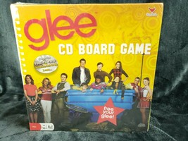 GLEE CD BOARD GAME FAMILY GAME BY CARDINAL 2010 Factory Sealed - NEW - $18.69