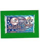 "2016 Wacky Packages Baseball Series 1 Green Border ""NY YANKEES NOODLE CA... - $1.00"