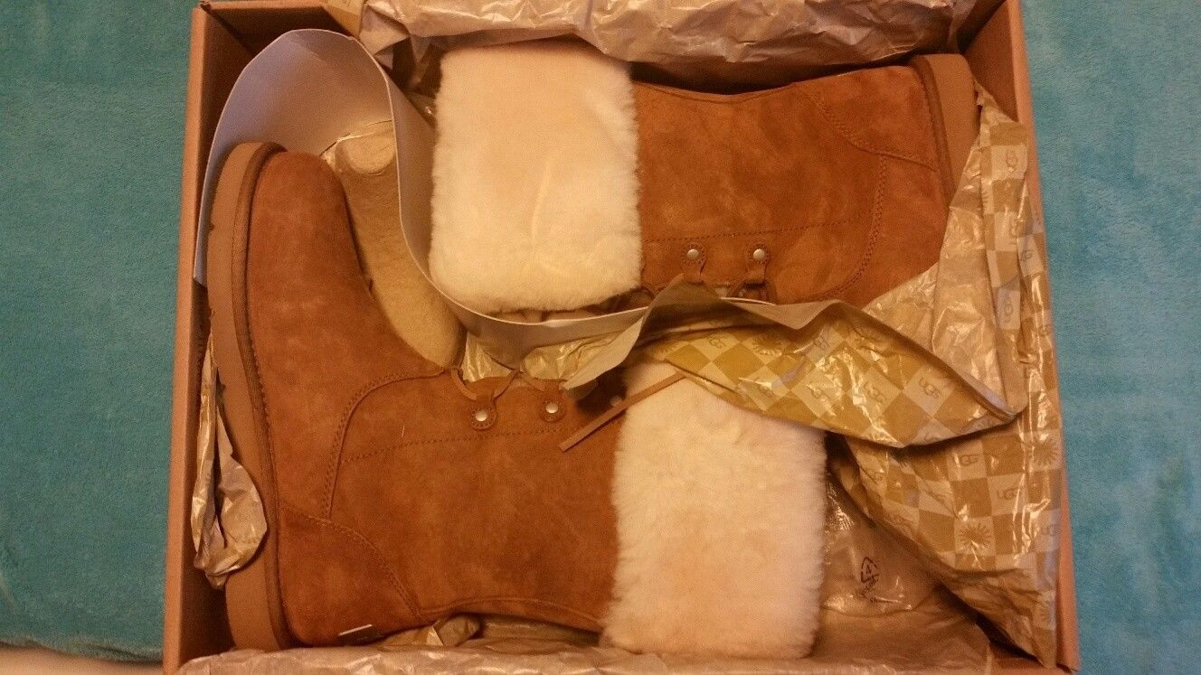 69bd07db395 UGG Australia Montclair Womens Lace Up Boot, and 50 similar items