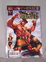 Marvel 122 Love & War The Incredible Hercules, Pak Van Lente Henry Espin - $2.53