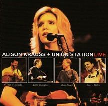 Alison Krauss & Union Station Live CD - $5.99