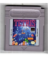 Tetris (Nintendo Game Boy, 1989) Game in Case with Instructions Manual  - $9.90
